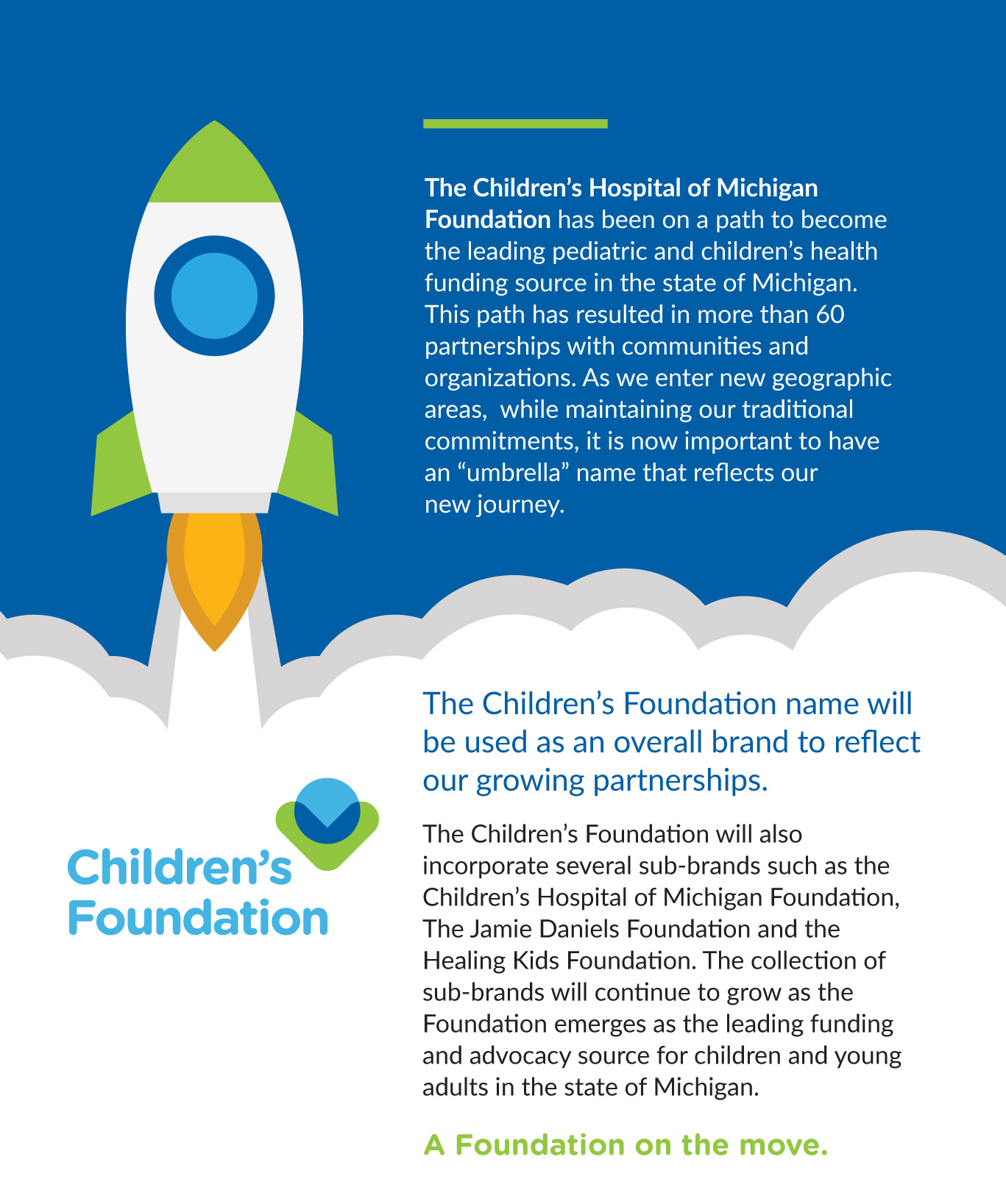 The Children's Foundation – The Children's Foundation