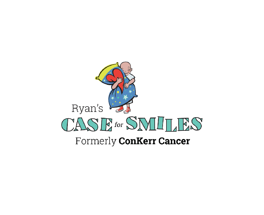 Ryan's case for smiles formerly conkerr cancer
